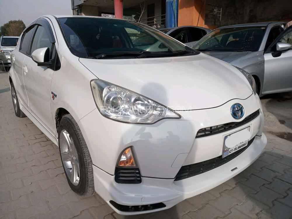 Toyota Aqua - 2013 ahmad Image-1