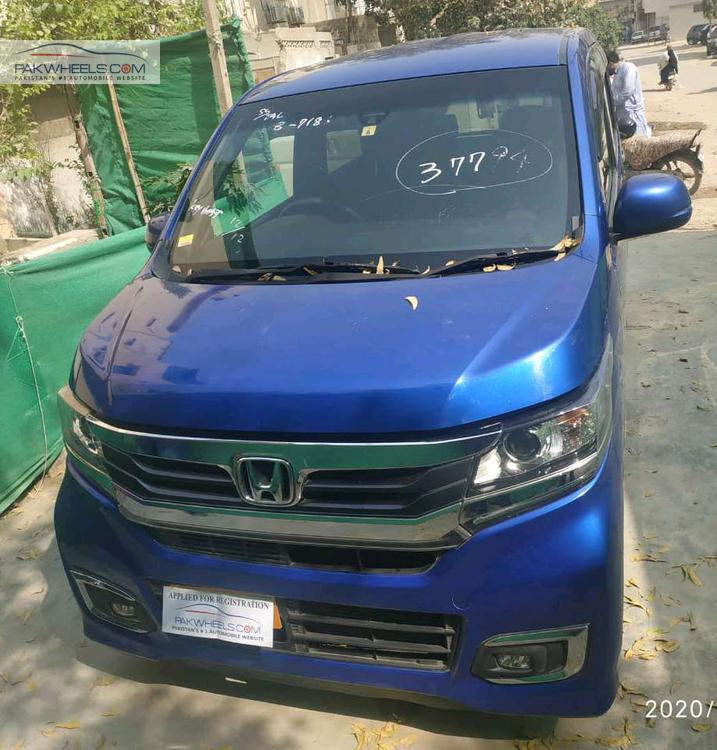 Honda N Wgn Custom G 2016 Image-1
