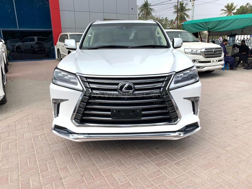 Lexus LX Series LX570 2018 Image-1