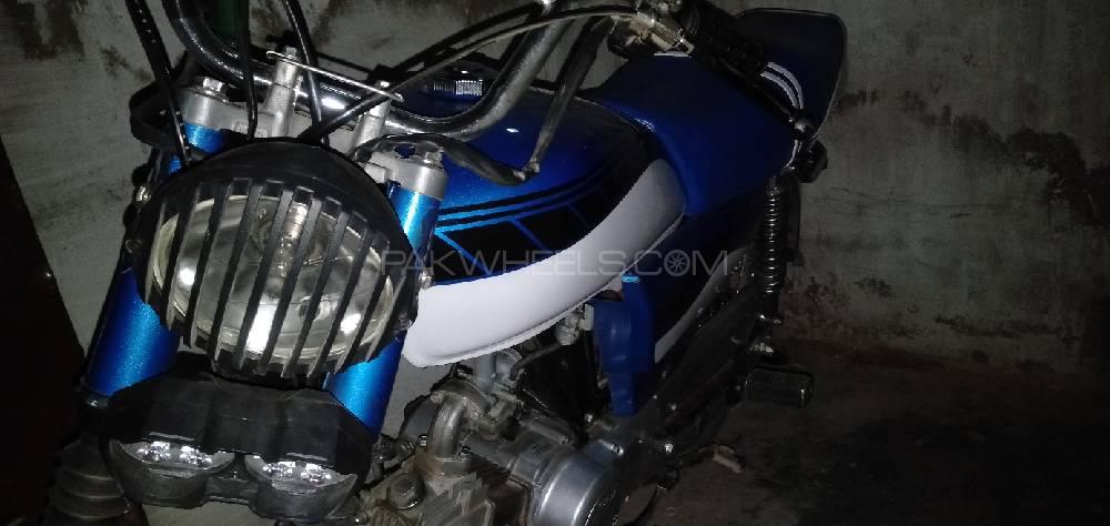 Honda CD 70 - 2014 bilal shah Image-1
