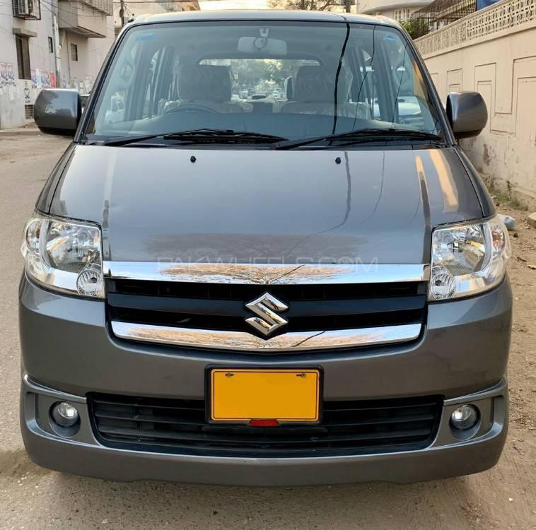 Suzuki APV GLX 2017 Image-1
