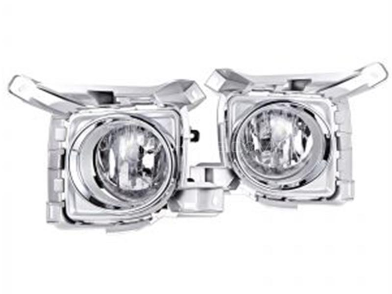 DLAA Fog Lights For Toyota Land Cruiser 2012 - TY568 Image-1