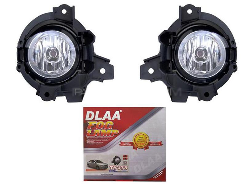 DLAA Fog Lights For Toyota Premio 2009-2012 - TY478 in Karachi