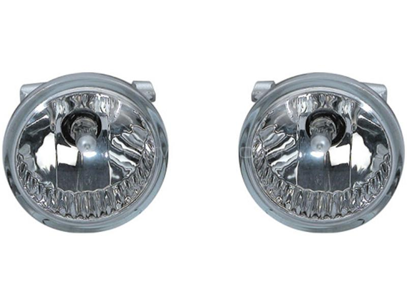 DLAA Fog Lights For Toyota Prius 2004-2009 - TY014 Image-1