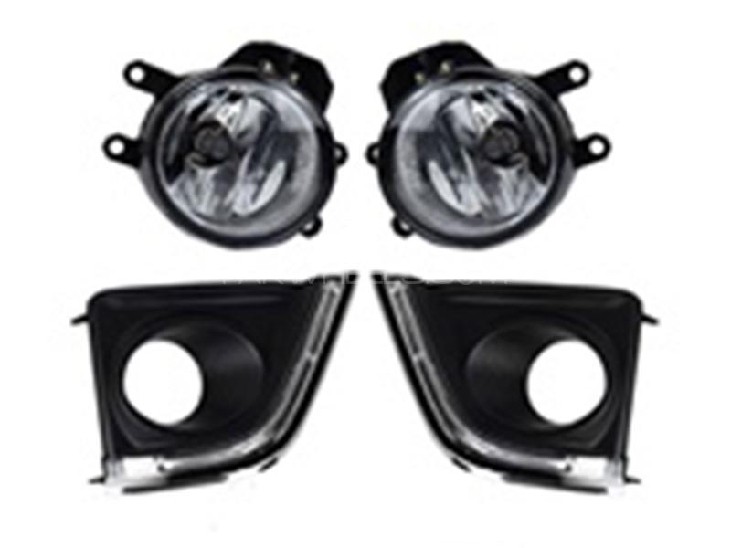 DLAA LED Fog Lights For Toyota Corolla 2014-2017 TY662L AL Image-1