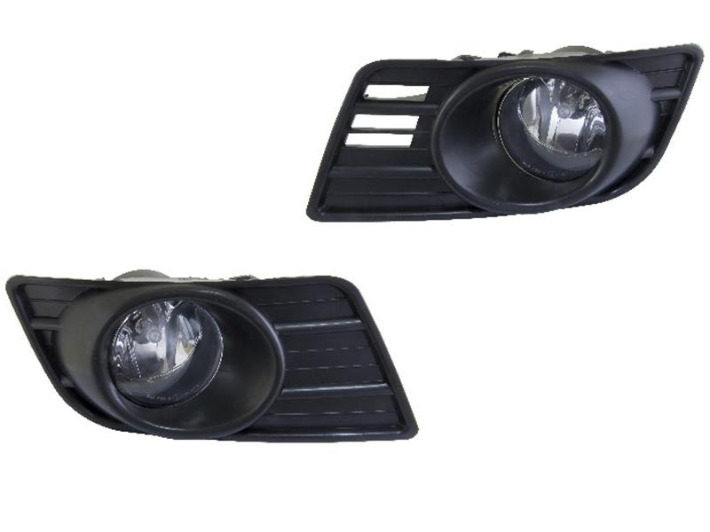 DLAA Fog Lights For Suzuki Swift 2006-2015 - SZ186 in Karachi