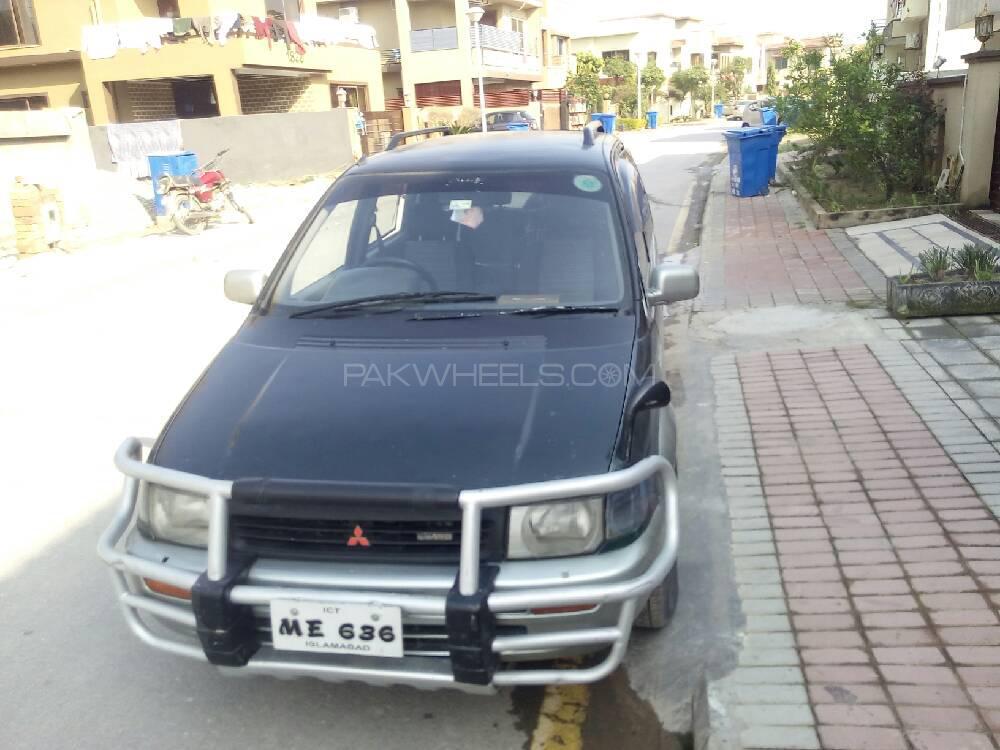 Mitsubishi Rvr 1993 Image-1