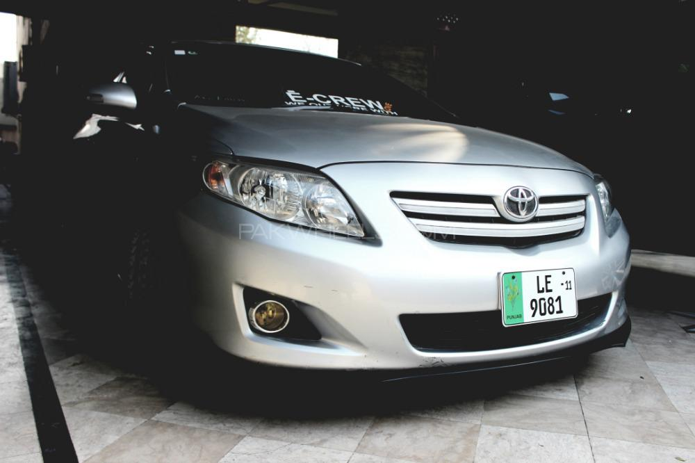 Toyota Corolla - 2010  Image-1