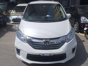 Used Honda Freed 2014