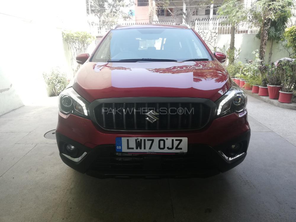 Suzuki Sx4 - 2017  Image-1