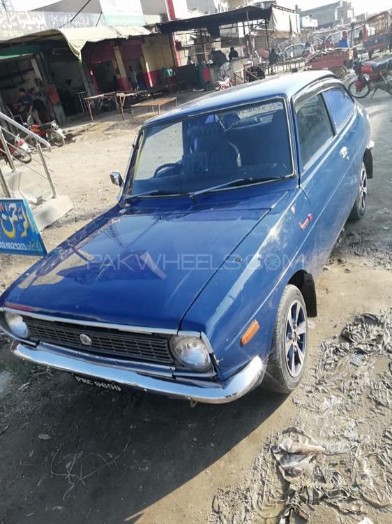 Toyota Starlet - 1976  Image-1