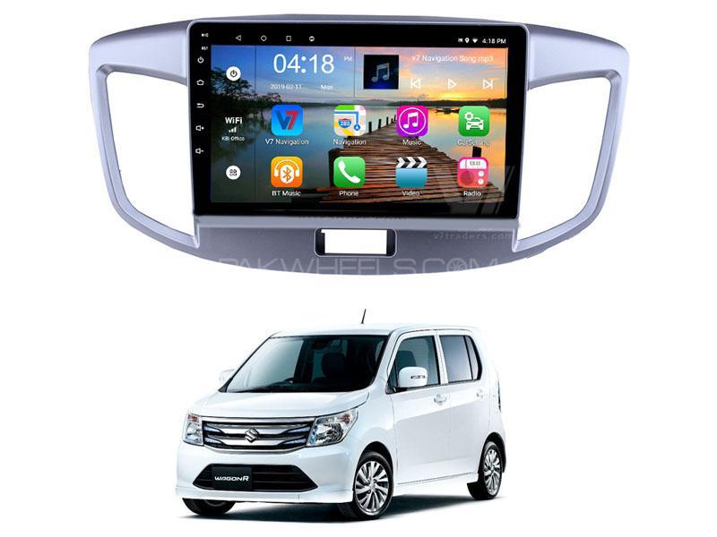 V7 Navigation 10″ Android Screen For Suzuki Wagon R Japan Image-1