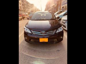 Used Toyota Corolla GLi 1.3 VVTi 2012