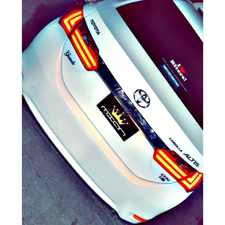 Toyota Corolla - 2016 Rolla G Image-1