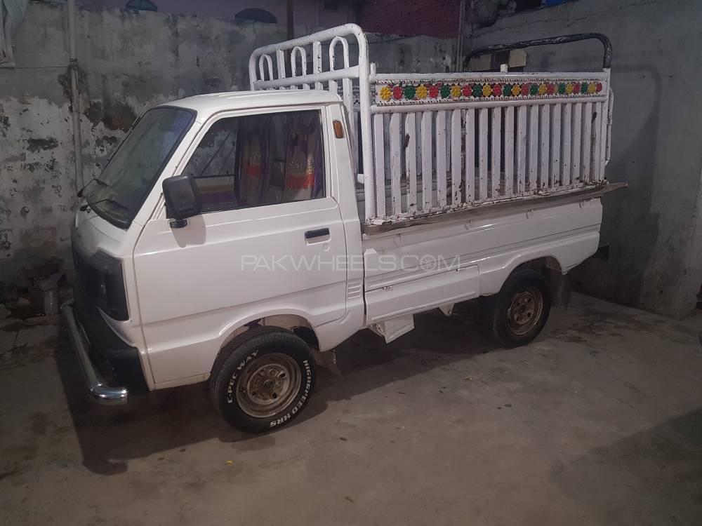 Suzuki Ravi STD VX (CNG) 1986 Image-1