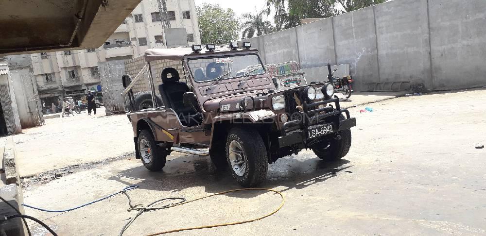 Jeep Wrangler - 1960  Image-1