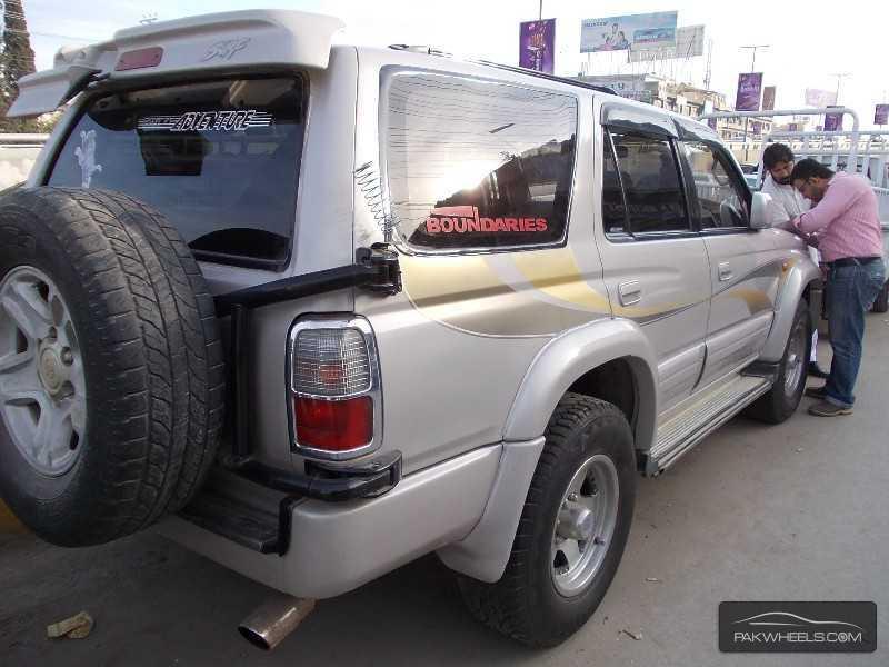 Toyota Surf SSR-G 3.4 2000 Image-4