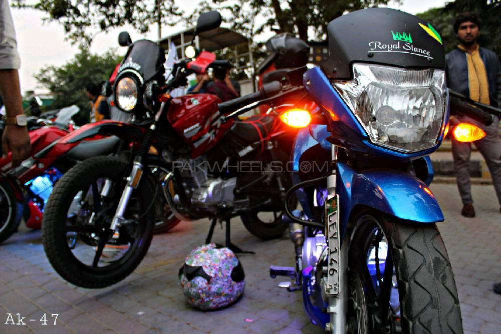 Yamaha YBR 125 - 2016 abdullah Image-1