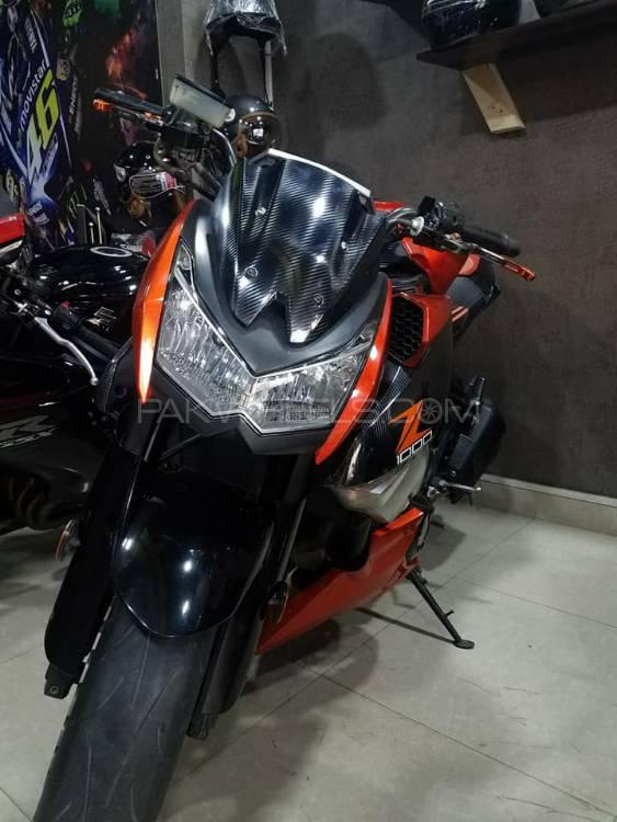 Kawasaki Z1000 - 2015  Image-1