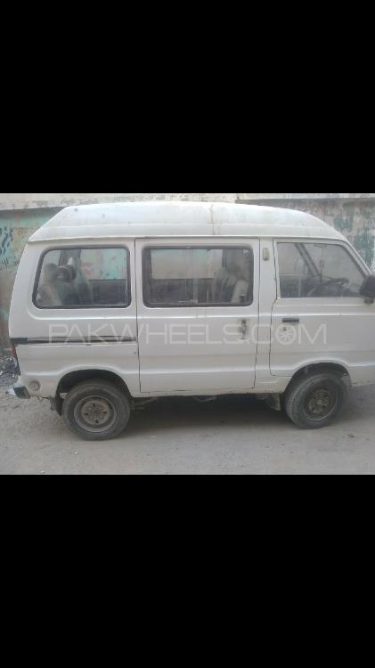 Suzuki Bolan VX (CNG) 2000 Image-1