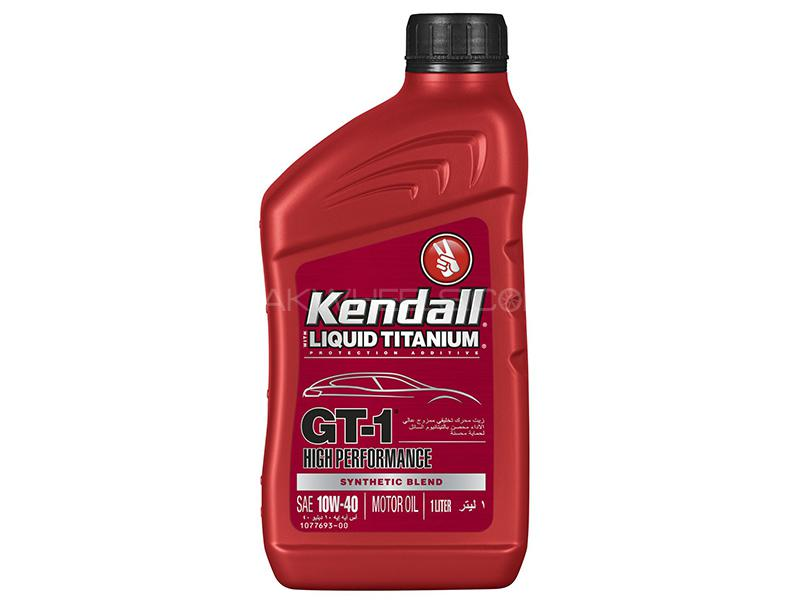 Kendall Synthetic SN High Performance 10W-40 - 1 Litre Image-1