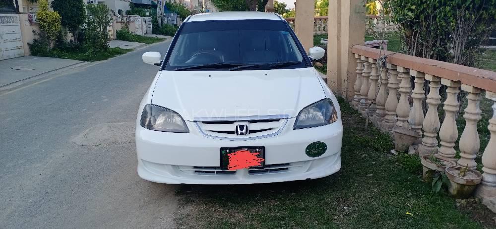 Honda Civic 2002 Image-1
