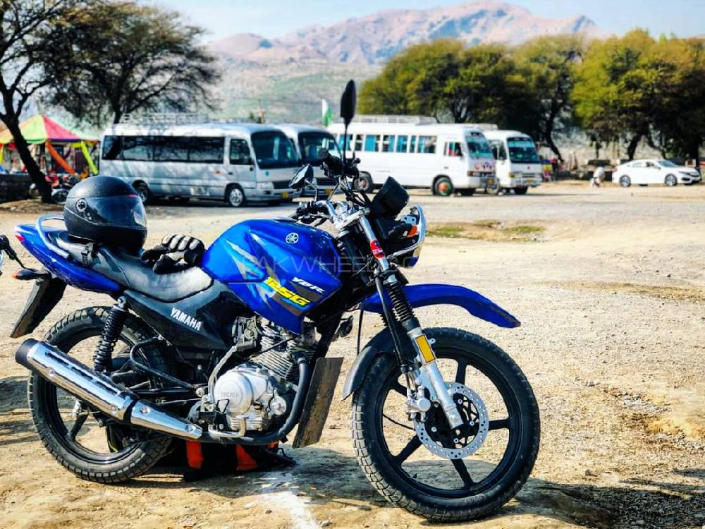 Yamaha YBR 125G - 2018 yb Image-1