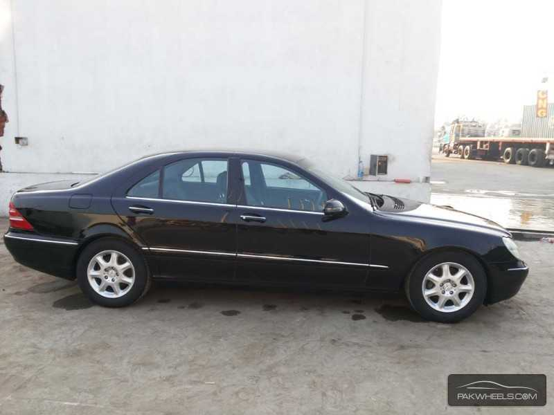 Mercedes benz s class s 320 2002 for sale in lahore for 2002 mercedes benz s class s500