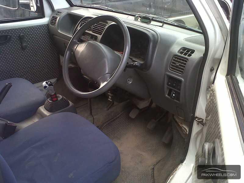 Suzuki Every GA 2002 Image-5