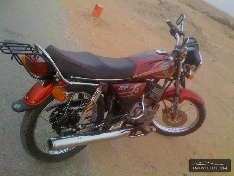 Used yamaha rx 115 1983 bike for sale in karachi 112648 for Yamaha rx115 motorcycle for sale