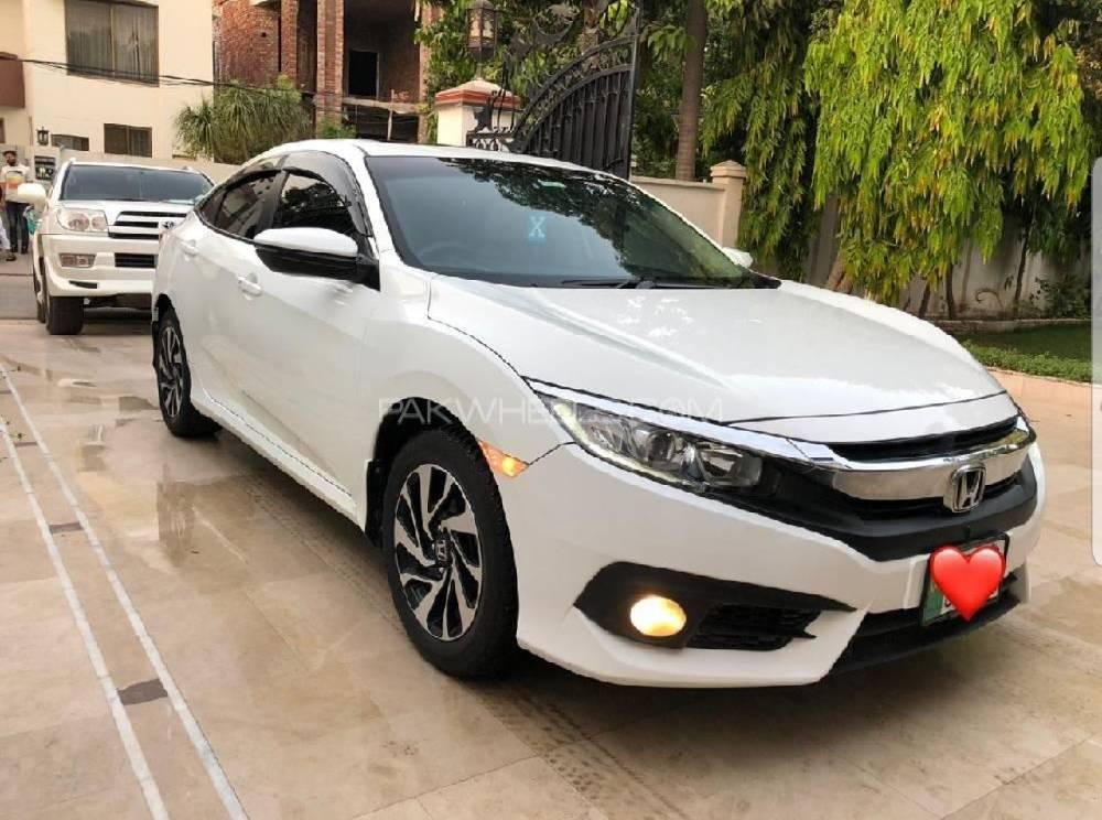 Honda Civic - 2018 Syed Ammad Ali Image-1