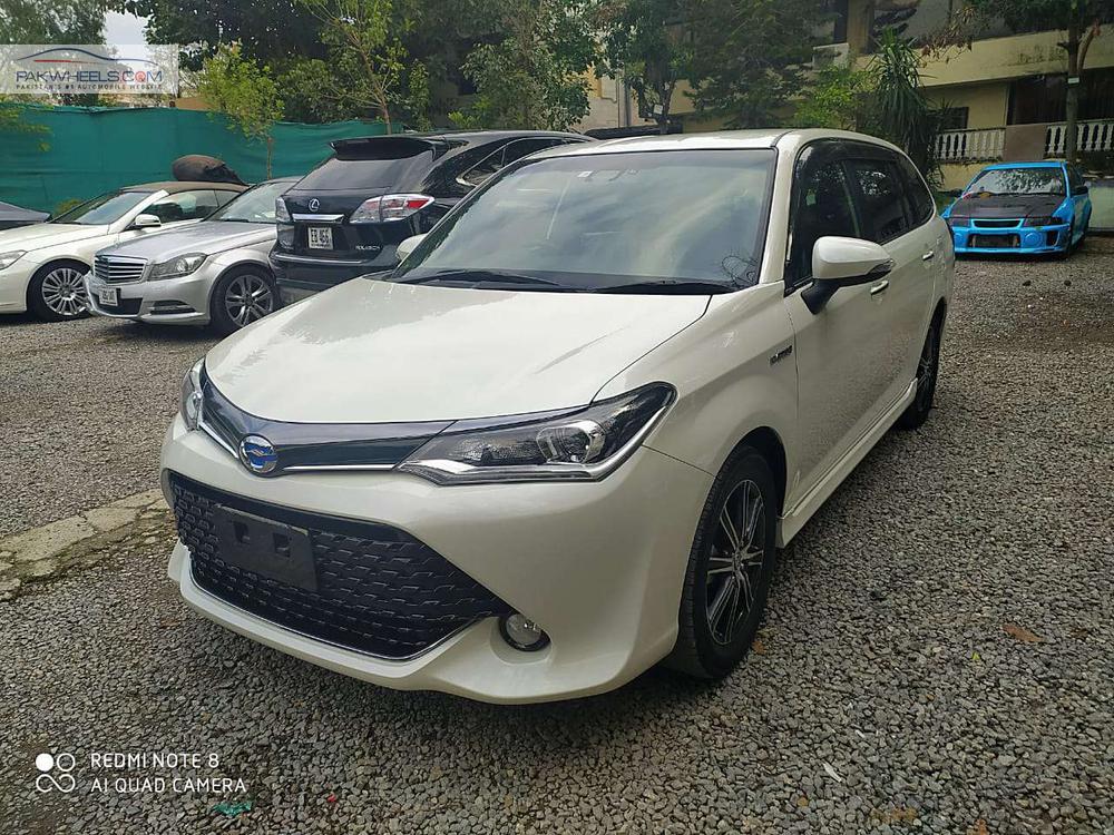 Toyota Corolla Fielder Hybrid G  WB  2016 Image-1