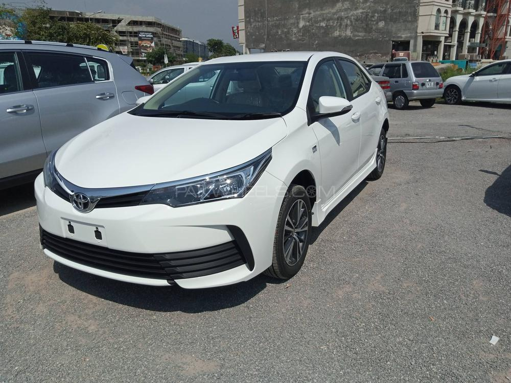Toyota Corolla Altis Automatic 1.6 2020 for sale in ...