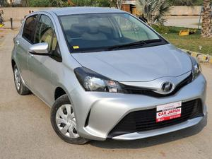 Used Toyota Vitz F Chambre A Paris Collection 1.0 2016