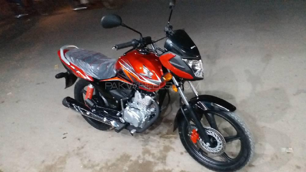 Honda CB 125F Special - 2019 Honda Image-1