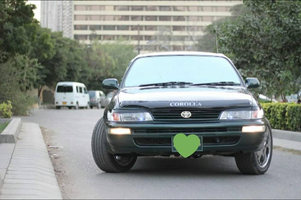 Toyota Corolla - 1999 indus Image-1