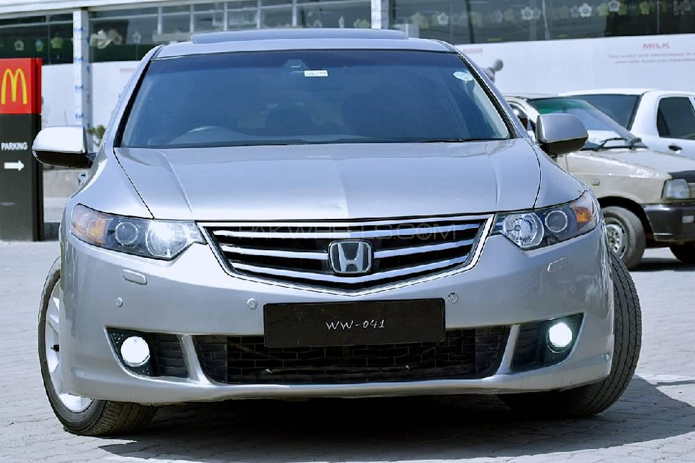Honda Accord - 2008 European 8th generation accord Image-1