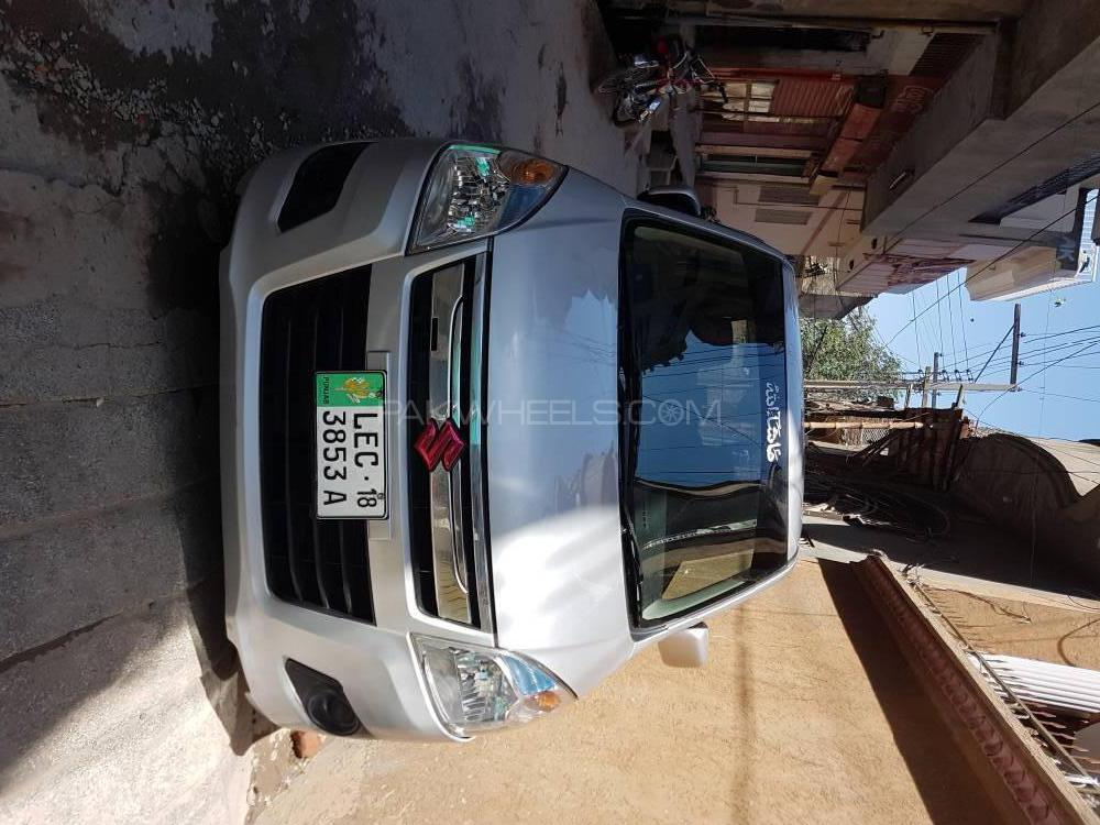 Suzuki Wagon R - 2019  Image-1