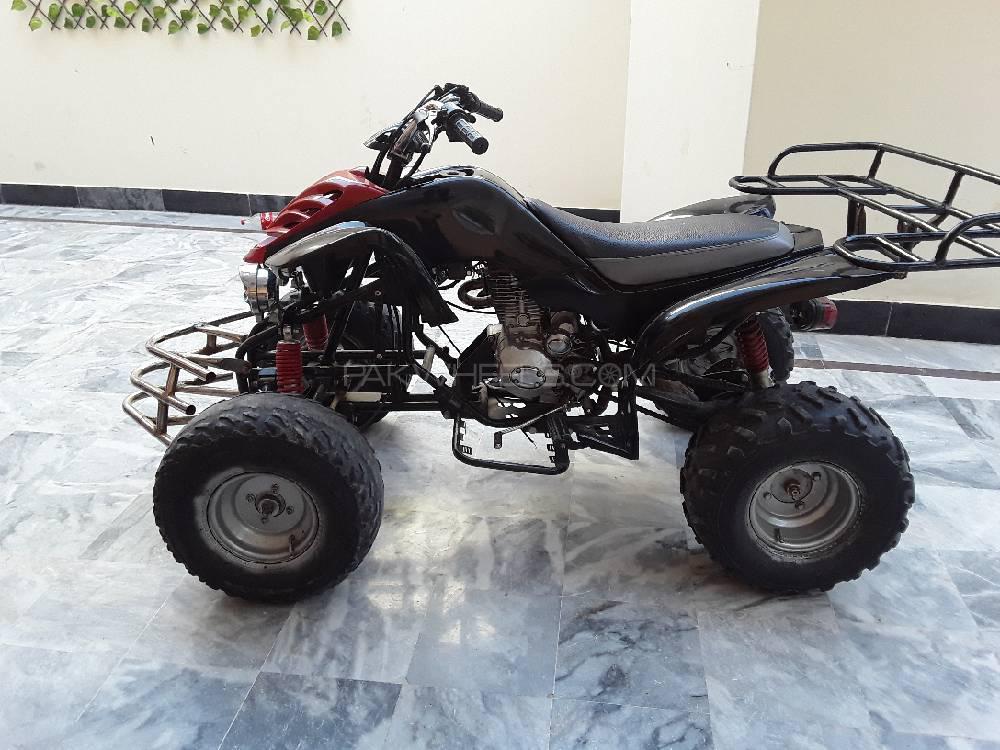 Honda CD 200  - 2016 ATV Image-1