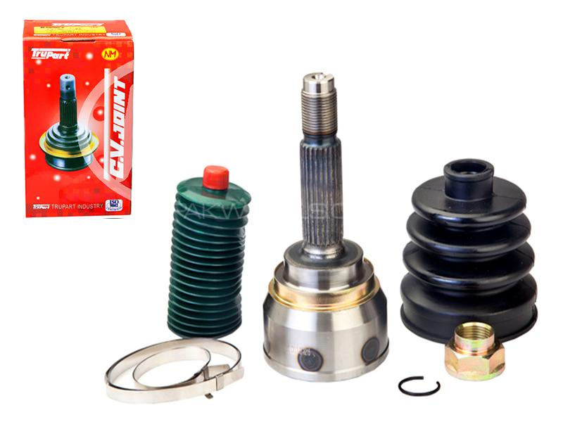 Trupart CV Joint Outer For Toyota Corolla EE 80 Petrol - CVJ-77 PETROL Image-1