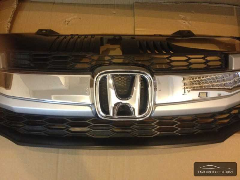 2009 Honda Accord For Sale >> Honda City Front Chrome Grill 2009-2014 — for sale in ...