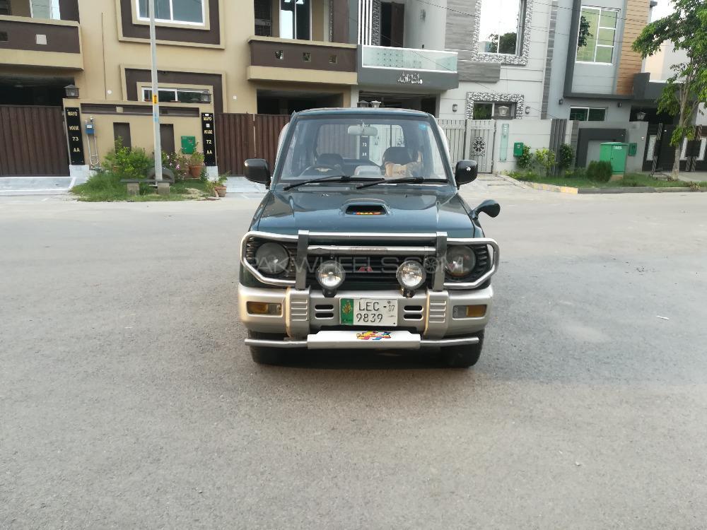 Mitsubishi Pajero Mini - 1995  Image-1