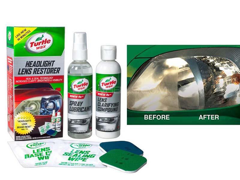 Turtle Wax Headlight Lens Restorer Kit in Lahore