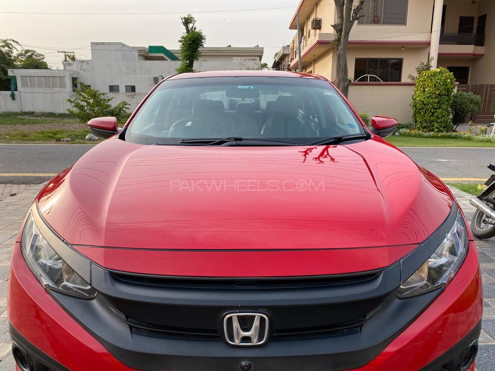 Honda Civic 1.8 i-VTEC CVT 2016 Image-1