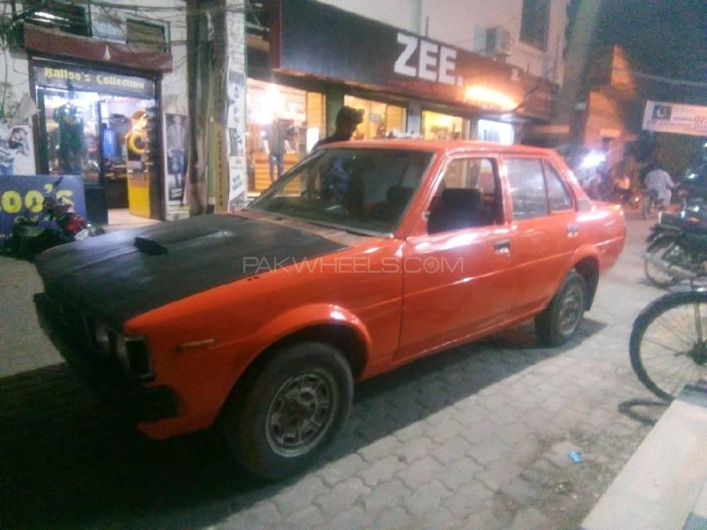 Toyota Corolla - 1980 Beemer Image-1