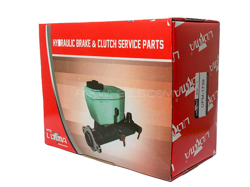 ULTIMA Master Brake Cylinder For Toyota HJZ80 24 Valve 1998-2010 - UFM-1754 Image-1