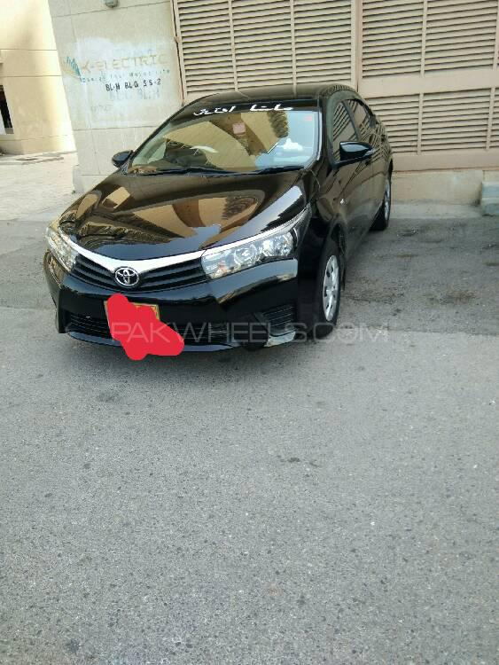 Toyota Corolla - 2016 26 August Image-1