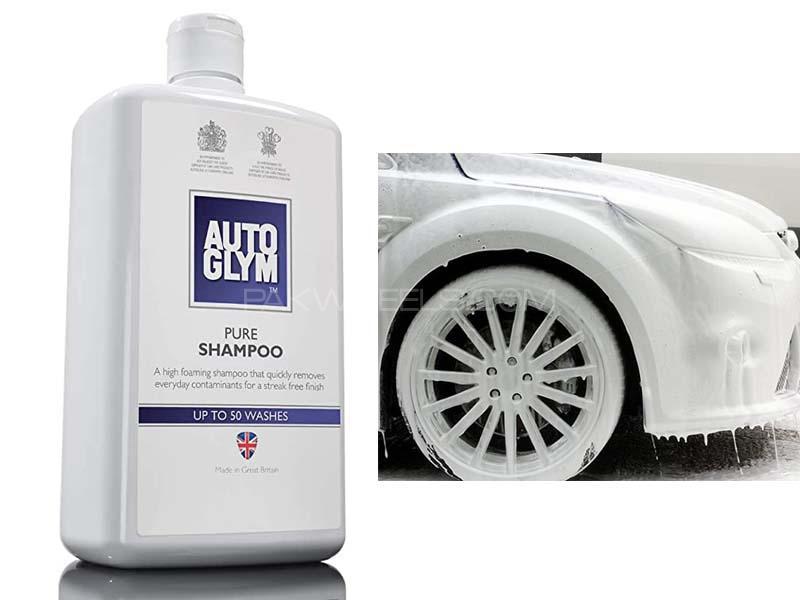 AutoGlym Pure Shampoo 1L - PS001 Image-1
