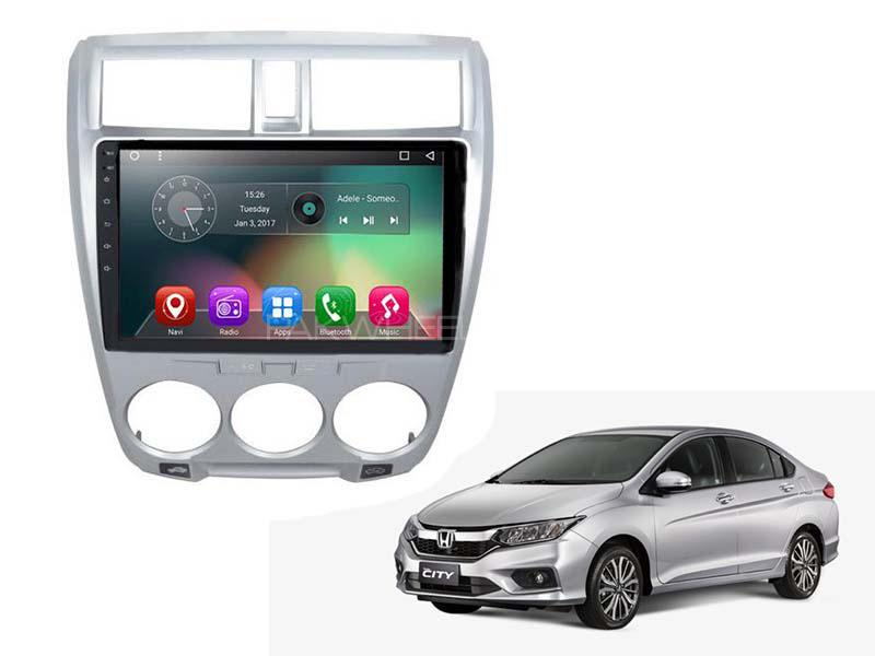 Honda City IPS Android Panel For 2009-2020 Image-1