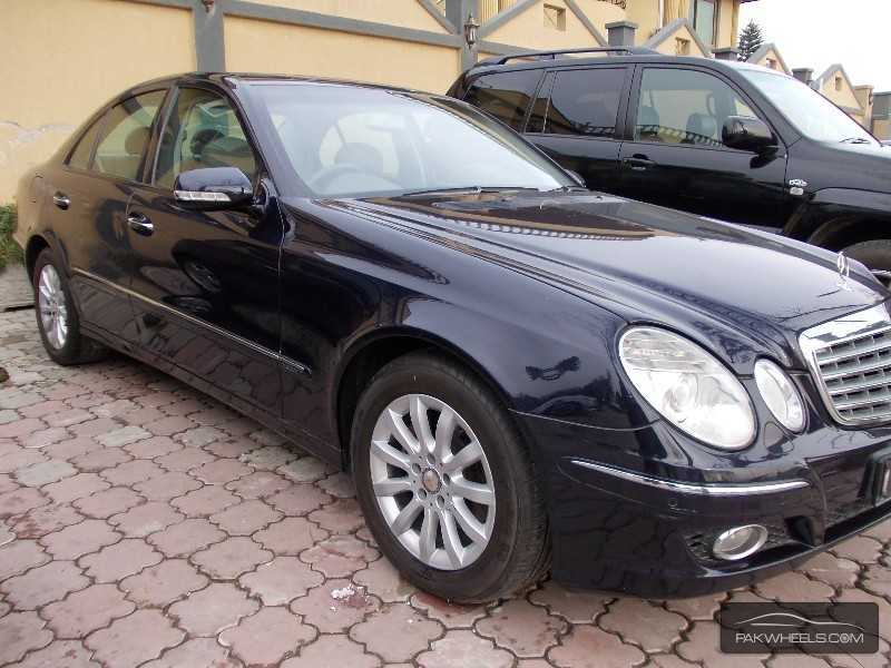 Used Mercedes Benz E Class E220 CDI 2008 Car for sale in Islamabad ...